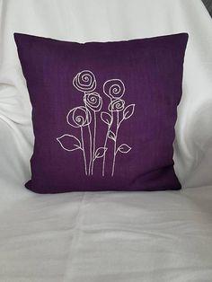Deko Kissenbezug-Stilisierte Hand Sticker, Decorative Pillow Cases, I Shop, Unique Gifts, Throw Pillows, Fabric, Color, Decorative Pillow Covers, Modern Home Design