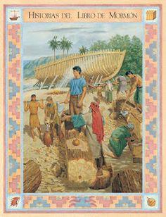 "Grátis ""Libro de Mormon"" Para niños en PDF"