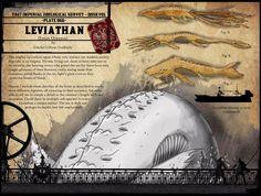 Leviathan Blades in the Dark