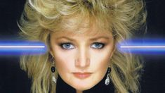This is the Welsh girl, Bonnie Tyler, Faster Than The Speed of Night