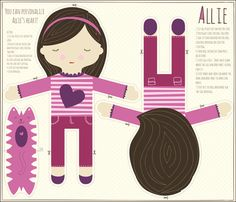 ALLIE_purple_pink by stacyiesthsu, click to purchase fabric