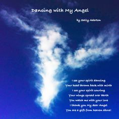 A Poem of Hope and remembering to look for the angels around us. They are our children.