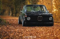 Black days black cars  by @mike_barz  #sevenalleys #bmw #2002