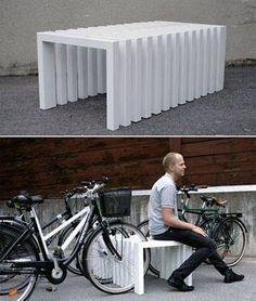 Mobiliario bicicleta