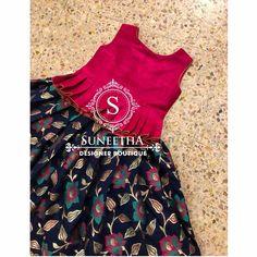 Ideas For Baby Girl Dresses Lehenga Girls Frock Design, Kids Frocks Design, Baby Frocks Designs, Baby Dress Design, Kids Lehanga Design, Kids Dress Wear, Kids Gown, Dresses Kids Girl, Kids Outfits
