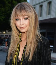 How to Get the Best Bangs for Your Face Shape from InStyle.com
