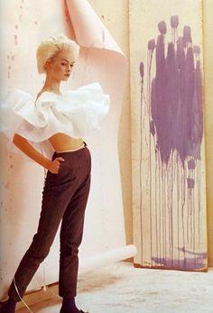 Jean Shrimpton, 1964 by Cecil Beaton