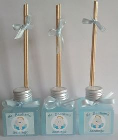 Souvenirs Mini Difusores Aromaticos Cumpleaños Comunión Baby - $ 18,99 en Mercado Libre