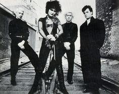 Siouxie & The Banshees