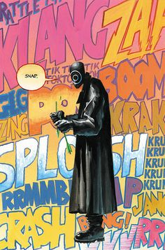 Onomatopoeia - a great character created by Kevin Smith