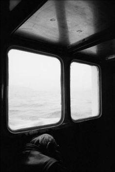 Klavdij Sluban :: Istanbul, 1997, from Autour de la mer Noire - voyages d'hiver, 1997-2000
