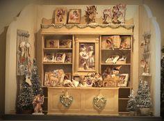 Schaukasten Weihnachten