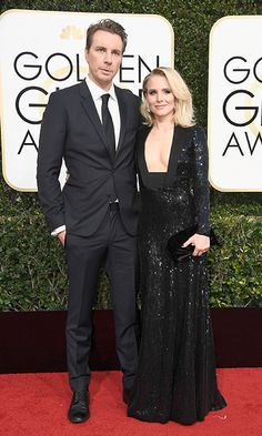 The cutest couples on the 2017 Golden Globes red carpet