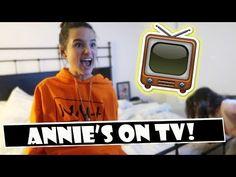 Annie's On TV! (WK 379.4) | Bratayley - YouTube