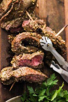 Garlic Sirloin Steak-5