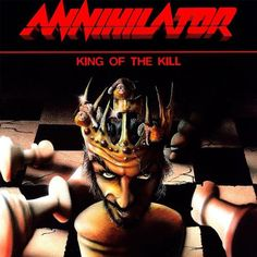 Annihilator, King of the Kill, 1994 | Recensione canzone per canzone, review track by track. - Rock & Metal In My Blood