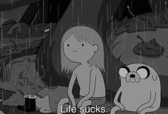 Adventure time quote