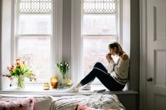 In Praise Of April Showers: Rainy Day Rituals - Anthropologie Blog