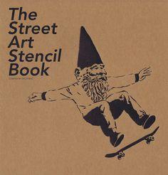 The Street Art Stencil Book bog fra Viking og Creas
