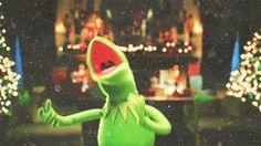Kermit / #GIF