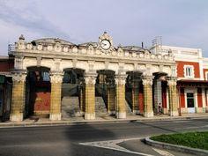 La estación de tren de San Sebastián