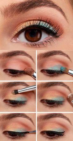 4 Paletas de sombras según tu color de ojos; la guía perfecta para novatas en maquillaje