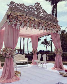 Magical wedding déco