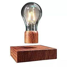 Magnetic Levitating Floating Wireless Led Light Bulb - Kaptelli Store ebfd9886c7