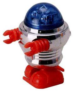 Tomy Rascal Robot  Got it <3