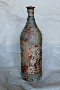 Ключи от мастерской - Винная бутылка
