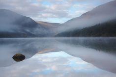 Glendalough Upper Lake by Martin Jakubik on 500px
