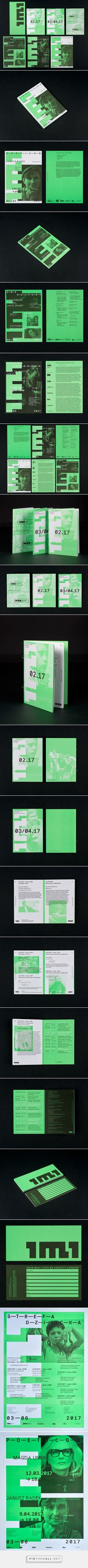 Small Theatre Visual Identity on Behance... - a grouped images picture - Pin Them All