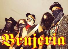 Death Metal/Grindcore band from Mexico. Themes include Drug Smuggling, Mexican Pride, Satanism, Sex, Gore, Racism.
