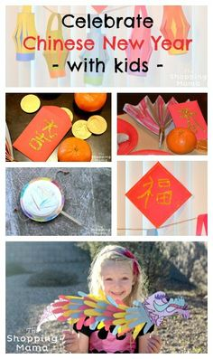 Celebrate With Kids Around The World: Chinese New Year | crafts, recipes, traditions and children's books to celebrate Chinese New Year with your kids.