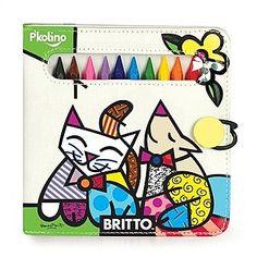 P'Kolino's Art Journal by renowned artist Britto