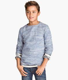 Kinderen | Jongens 134-170 | Tops & T-shirts | H&M BE