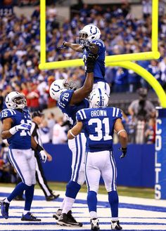 Ty Hilton One Hand Catch