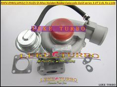 345.34$  Buy here - http://alian5.worldwells.pw/go.php?t=32646107051 - Free Ship Turbo RHF4 8980118923 VIFE 8980118922 Turbocharger For ISUZU D-Max For Holden Rodeo Colorado Gold series Fe-1106 3.0L