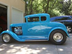 1930 Ford Model A. Hot Rod appreciated by Motorheads Performance www.classiccarssanantonio.com