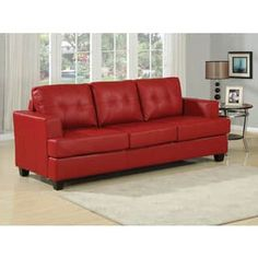 awesome Red Leather Sleeper Sofa , Magnificent Red Leather Sleeper Sofa 39 With Additional Modern Sofa Ideas with Red Leather Sleeper Sofa , http://sofascouch.com/red-leather-sleeper-sofa/61204