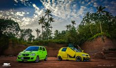 Modified Maruti Altos Eva and Mr. Yellow from Kerala images. Check out images, details, exterior highlights of modified Maruti Alto. Alto Car, Suzuki Alto, Image 30, Modified Cars, Best Wordpress Themes, Kerala, Luxury Cars, Exterior, Yellow