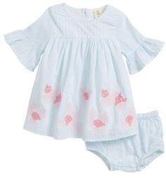 Tucker + Tate Embroidered Baby Girls Dress #babygirl, #dress, #nordstrom, #promotion