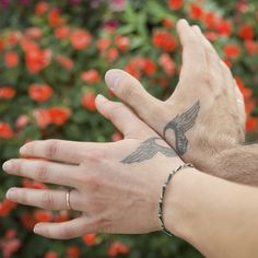 Should you and your partner get matching tattoos? - Life Feature - handbag.com