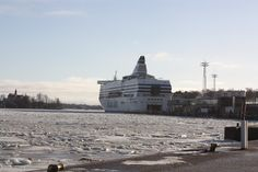 Porto di Helsinki.