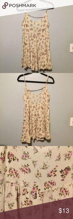 brandy melville jada dress floral print Brandy Melville Dresses