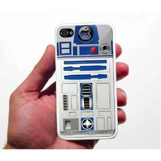 R2D2 inspired Iphone 4/4s Case