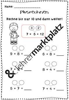 Formen - Arbeitsblätter und Poster – Mathematik   Mathe in der ...