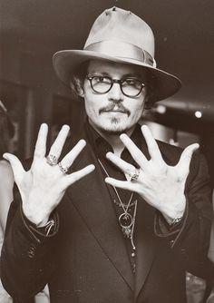 So glad those scissors came off...Johnny Depp