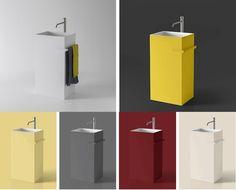 Antonio Lupi BESPOKE Collection Free Standing Washbasin Designed By Carlo  Colombo. Modern Bathroom Design | Pinterest | Modern Bathroom Design
