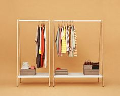 Great Design. Normann Toj Clothes Rack | Available at Stem | Designer Gifts & Homewares